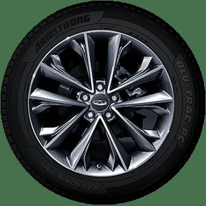 Tiggo7 wheel