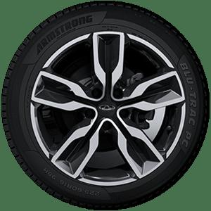 X55 wheel